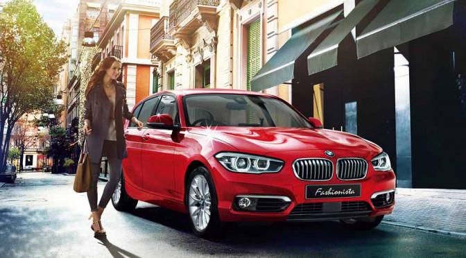 BMW、1シリーズの380台限定モデル「BMW 118i Fashionista」発売