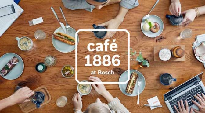 ボッシュ直営カフェ「cafe´ 1886 at Bosch」9/10いよいよ渋谷にオープン