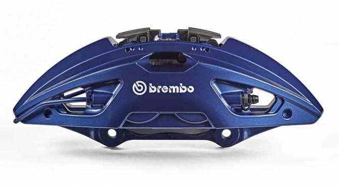 ブレンボ、IAA2015でインホイールモーター技術による新製品を提案