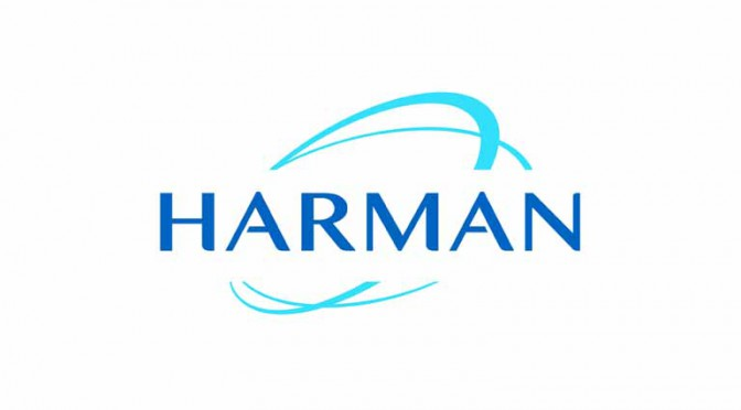 ハーマンインターナショナル、企業ロゴおよび事業名称を変更