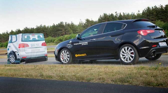 コンチネンタルタイヤ、衝突防止啓発キャンペーンでグローバルNCAPと提携