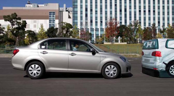 コンチネンタル、カメラとレーザーレーダーで「Toyota Safety Sense」をサポート