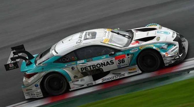 スーパーGT鈴鹿決勝、GT500はTOM'S RC F、 300はTANAX GT-Rに栄冠