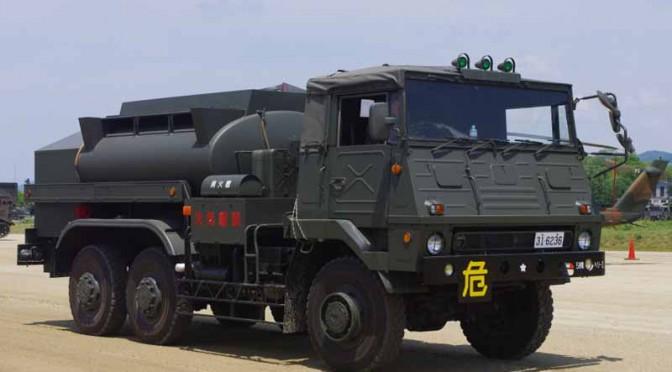 出光興産、北海道製油所で陸上自衛隊北部方面隊への石油供給訓練に参加