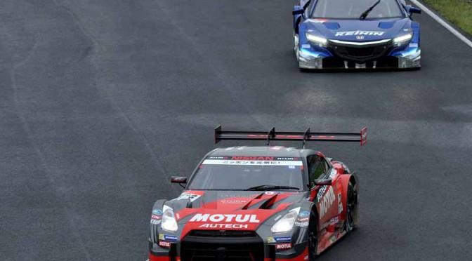 JAF宮城、SUPER GTシリーズ第6戦にJAFブースを出展