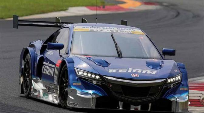 KEIHIN REAL RACING「SUPER GT第4戦」富士GT300kmレース報告