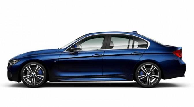 ニューBMW 3シリーズ セダン限定20台の「BMW 340i 40th Anniversary Edition」を発表