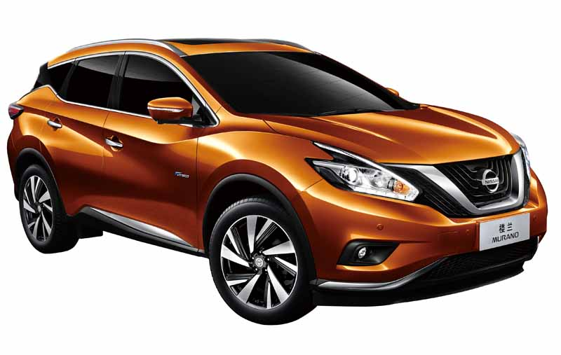 nissan-motor-co-ltd-and-launched-a-new-murano-hybrid-in-china20150819-1