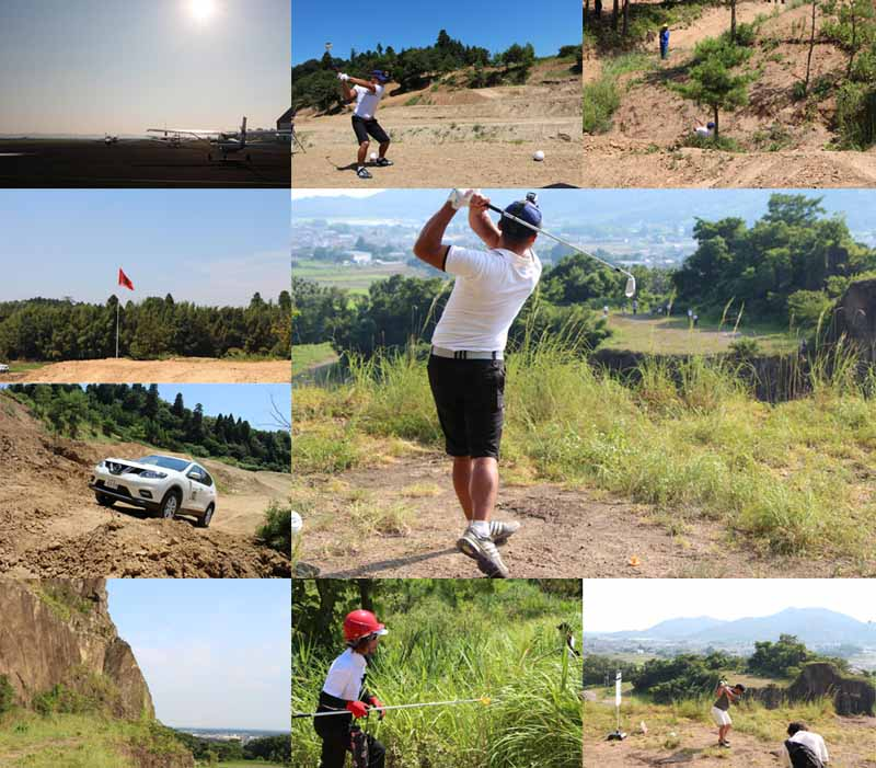 nissan-to-publish-a-recording-image-of-x-trail-has-supported-x-treme-golf-cup-201520150828-12