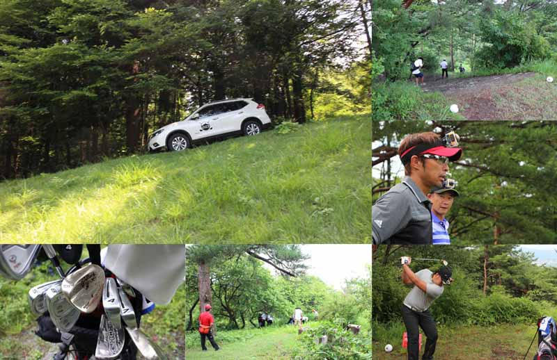 nissan-to-publish-a-recording-image-of-x-trail-has-supported-x-treme-golf-cup-201520150828-18