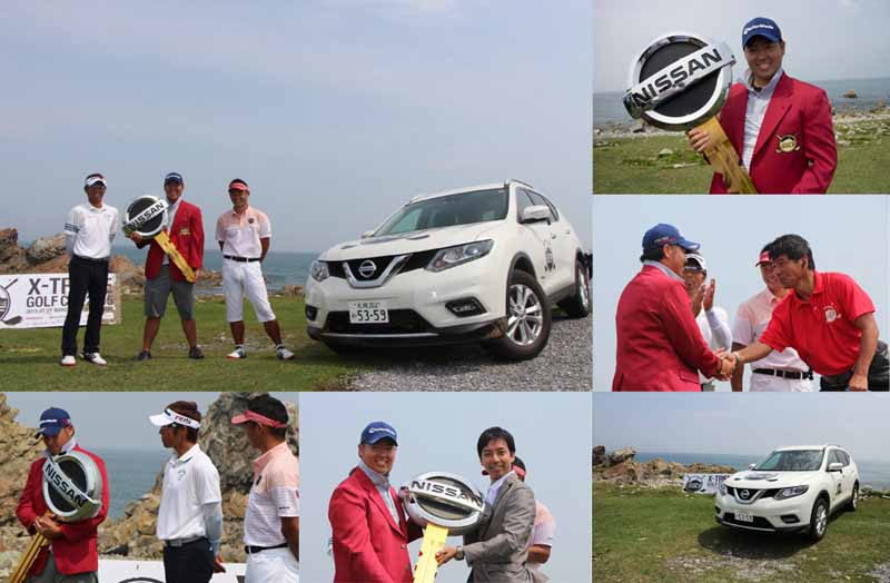 nissan-to-publish-a-recording-image-of-x-trail-has-supported-x-treme-golf-cup-201520150828-22
