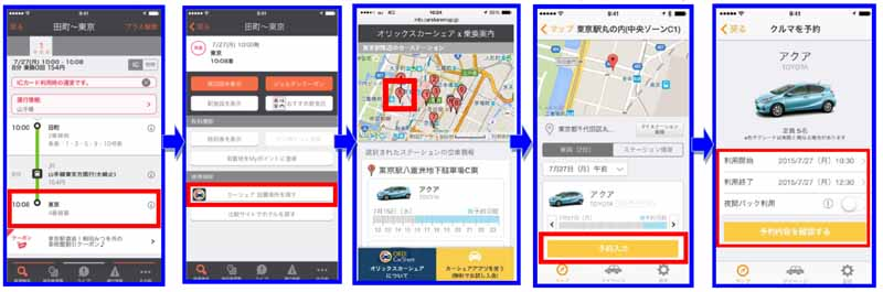 orix-and-cooperation-the-transfer-guidance-and-car-sharing-app-30-seconds-car-share-use-the-fastest-route-from-search20150808-3