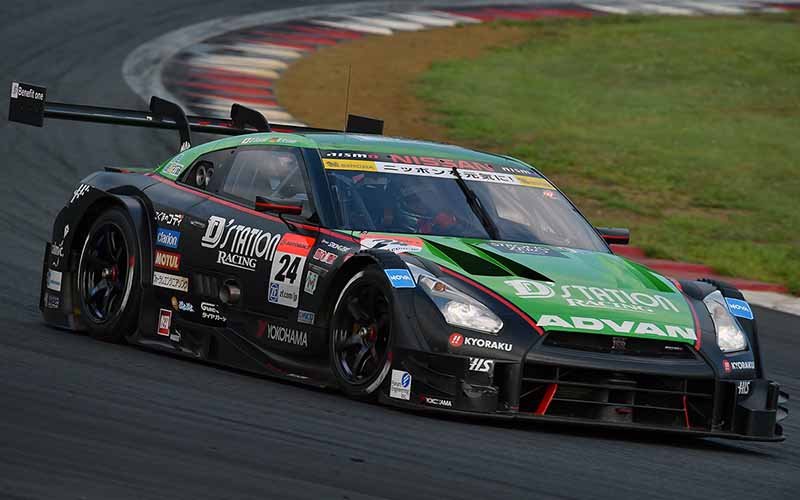 super-gt500-round-4-fuji-sasaki-krumm-won-series-rank-position-change20150810-1
