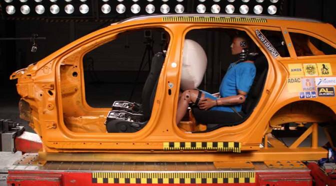 ドイツ自動車連盟、後部座席の乗員保護機能の再検討を促す