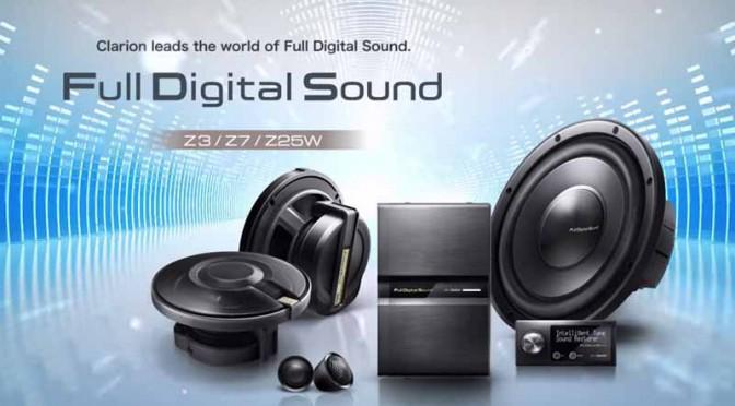 クラリオン、新デジタルサウンドシステムをIAA2015でデモ公開