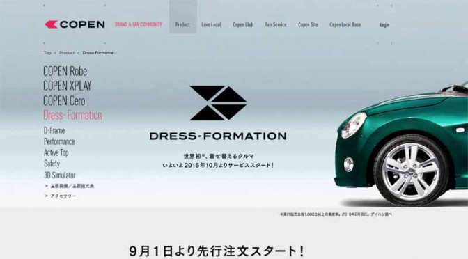 daihatsu-frog-dressed-outer-plate-of-copen-dress-formation-pre-start-accepting20150902-1