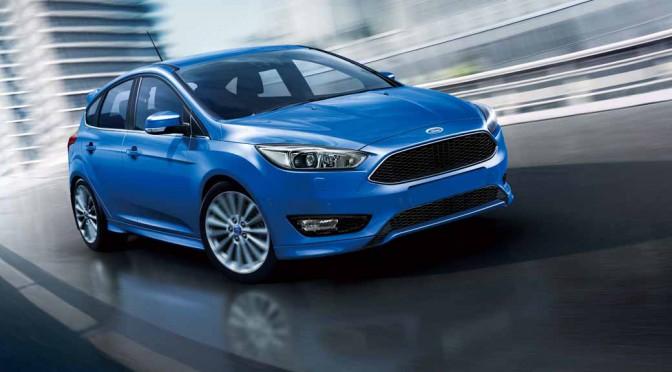 フォード フォーカス刷新、ダウンサイジングターボ・スマート装備搭載