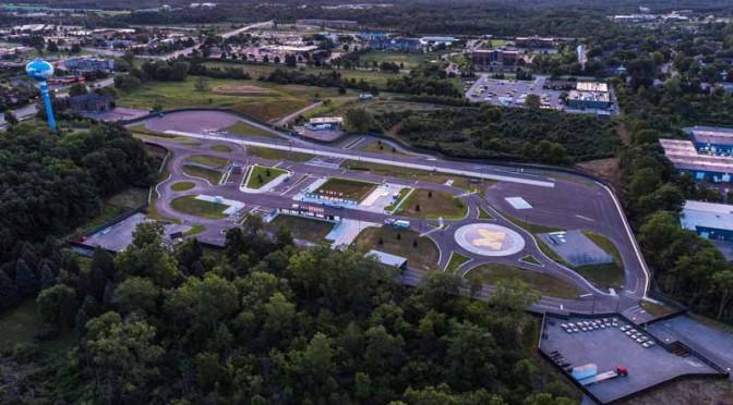 日立、北米で自動運転車などの市街地を想定した走行試験を開始