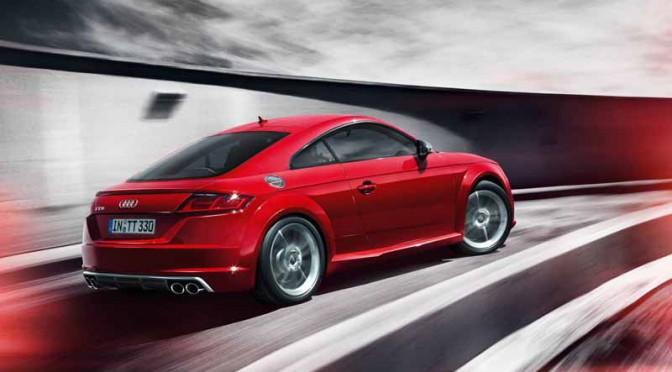 新型Audi TTをサーキットで体感する「The new Audi TT debut Campaign」開始