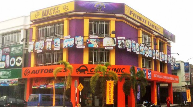マレーシア「オートバックスセリオーキッド店」新規オープン、開設4店舗