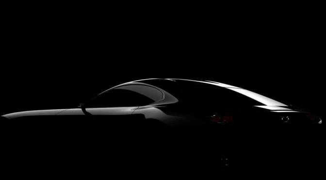マツダ、東京モーターショーでスポーツコンセプトを世界初公開