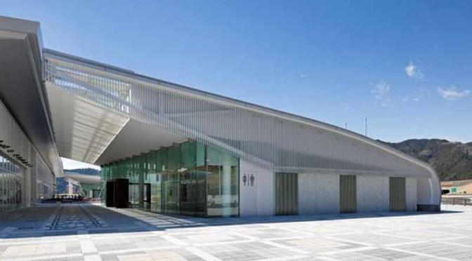 新東名高速道路、NEOPASA清水のトイレが日本トイレ大賞
