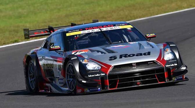 スーパーGT第6戦・菅生、GT-Rの本山が今季初PP