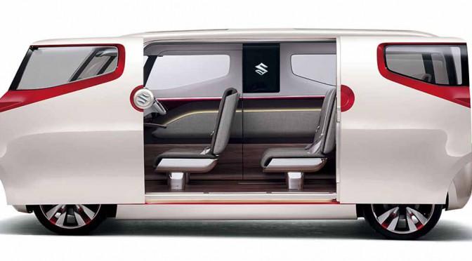スズキ、第44回東京モーターショー2015の出品概要