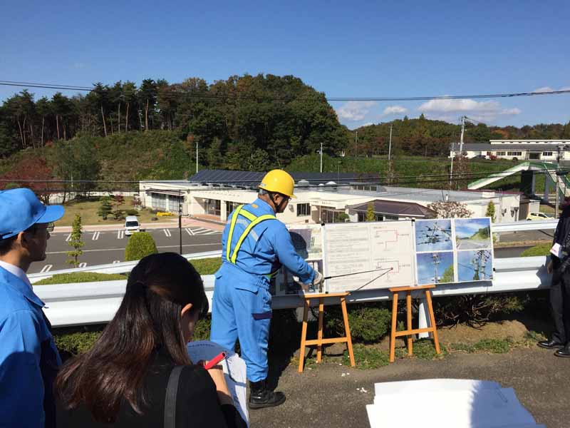 F- grid Miyagi, Japan's first emergency regional power transmission system operation start-1