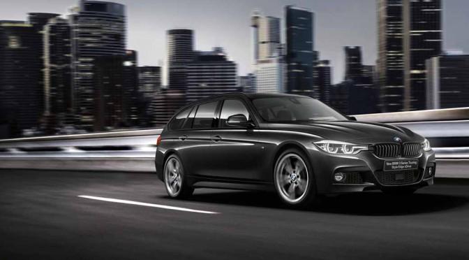 BMW、3シリーズ ツーリングに限定モデル「Style Edge xDrive」