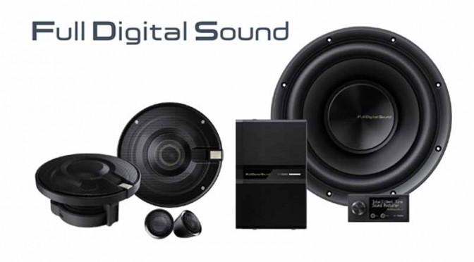 クラリオン、富士スピードウェイでフルデジタルサウンド試聴イベントを実施
