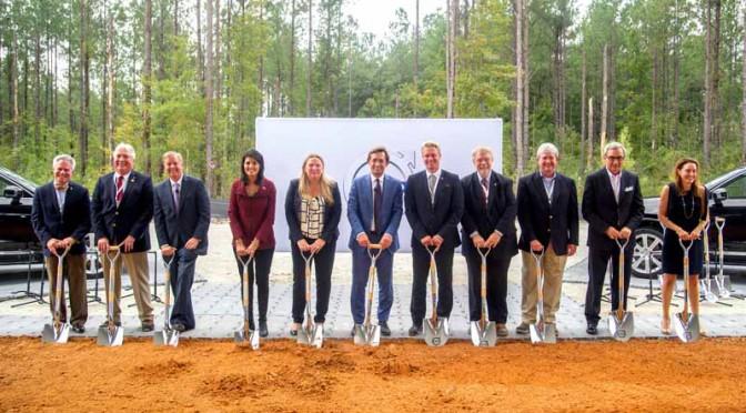 ボルボ、米サウスカロライナの新工場を建設着手