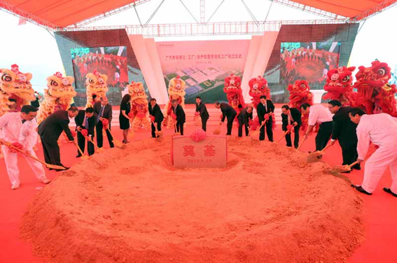 guangqi-honda-the-opening-ceremony-of-the-third-plant-and-engine-plant-conducted20151020-1