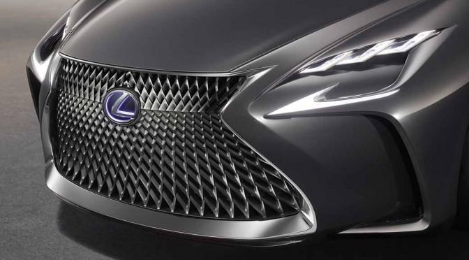 LEXUS、次世代の旗艦コンセプトカー「LEXUS LF-FC」を世界初公開