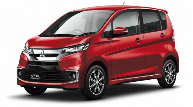 三菱自動車工業、2015年度の決算を発表
