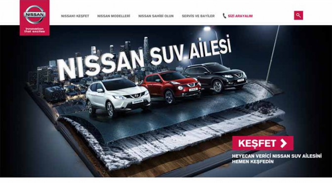 日産自動車、トルコでの事業権を取得
