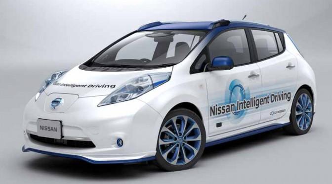 日産自動車、ハイウェイから一般道までの自動運転が可能な公道実験を開始