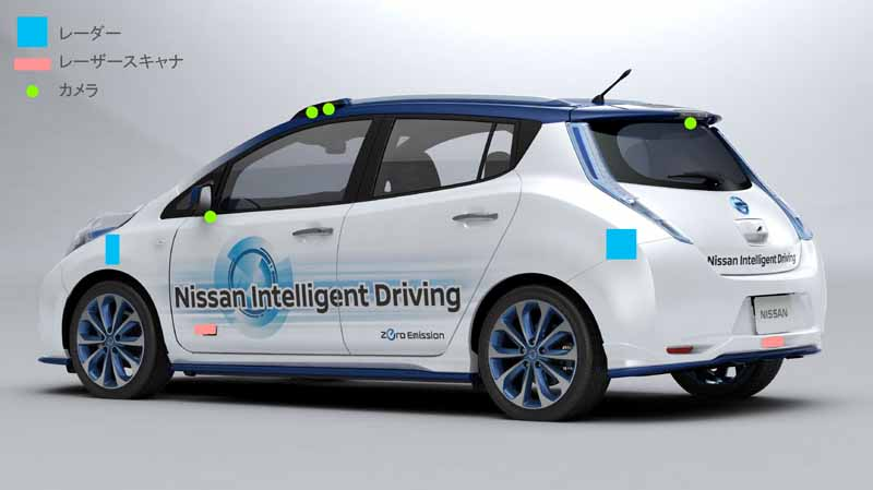 nissan-motor-co-started-a-public-road-experiment-capable-of-automatic-operation-of-up-to-general-road-from-highway20151030-3
