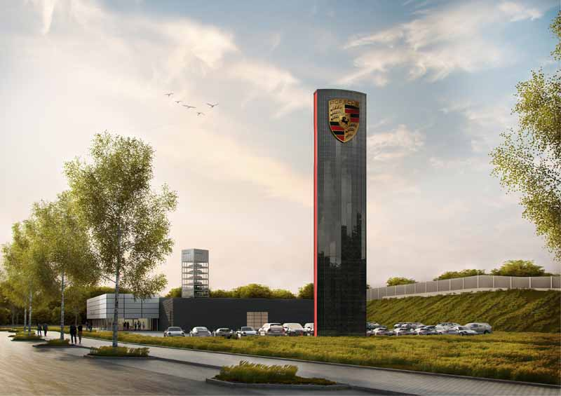 porsche-stand-at-the-top-of-the-world-in-environmental-considerations-in-corporate-activities20151019-5