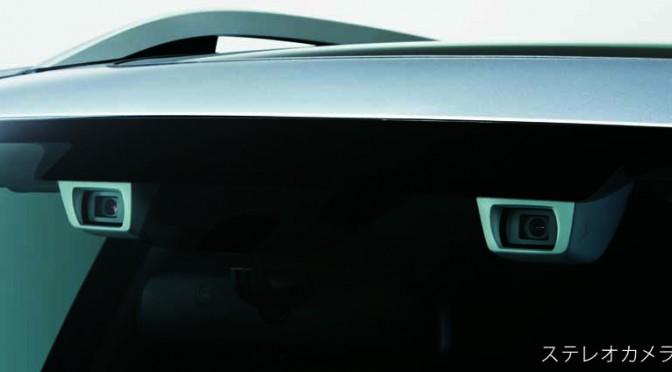 スバル運転支援システム「アイサイト」が2015年度グッドデザイン金賞受賞