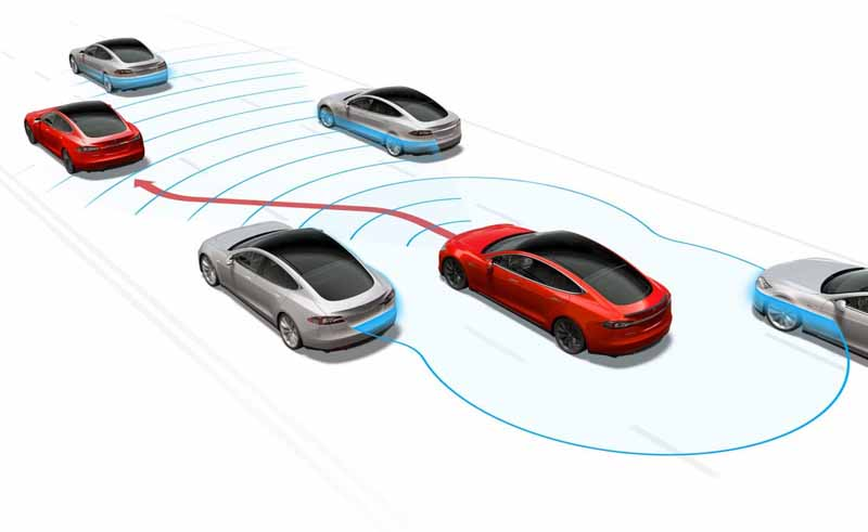 tesla-and-start-a-new-step-towards-automatic-operation-function-implementation20151017-19