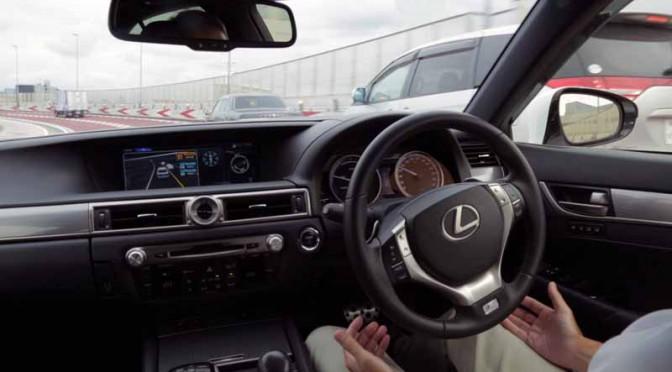 ルネサスエレクトロニクス、トヨタ&デンソーと自動運転車の早期普及推進へ