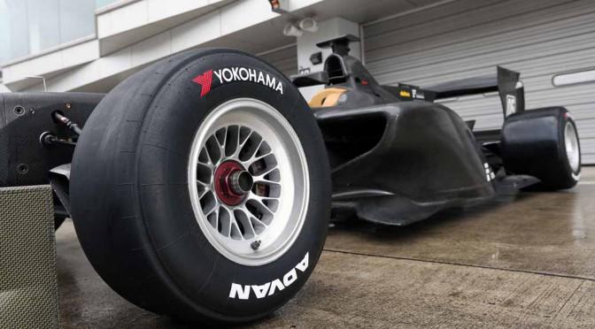 横浜ゴム、アジア最高峰のフォーミュラレースに「ADVAN」レーシングタイヤをワンメイク供給