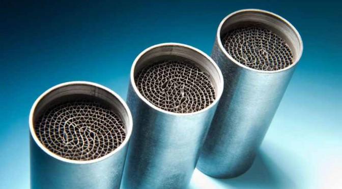 BASFと本田技術研究所、二輪車用排ガス浄化触媒開発で「トーマス・アルバ・エジソン特許賞」