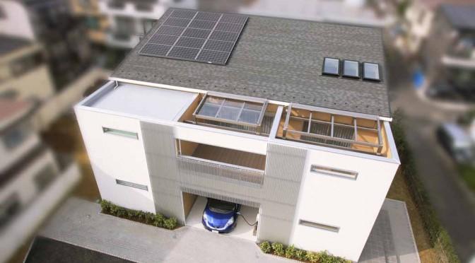 ホンダとLIXIL開発のコージェネレーションユニット住宅が来春、初の商品化