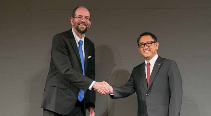 トヨタ、「人工知能技術」の研究・開発強化を目指し新会社を米シリコンバレーに設立