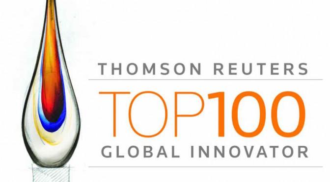 ブリヂストン、トムソン・ロイター 「Top 100 グローバル・イノベーター2015」に選出