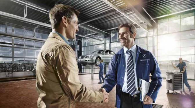 メルセデス・ベンツ日本、新車整備センターが新車整備累計100万台を達成