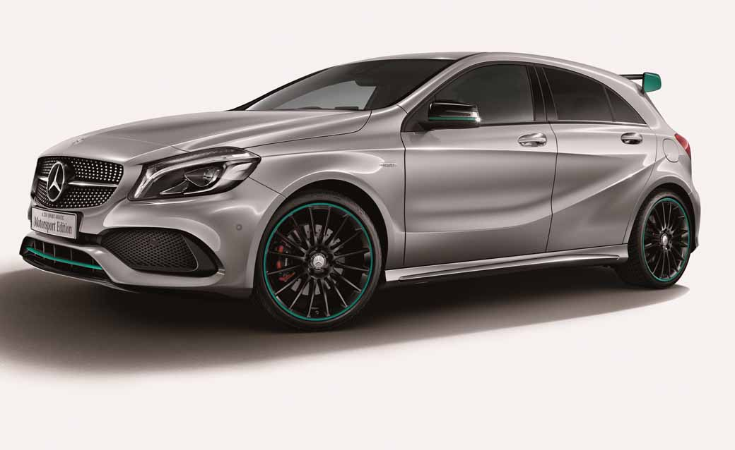 3 a web motor cars for Mercedes benz special order