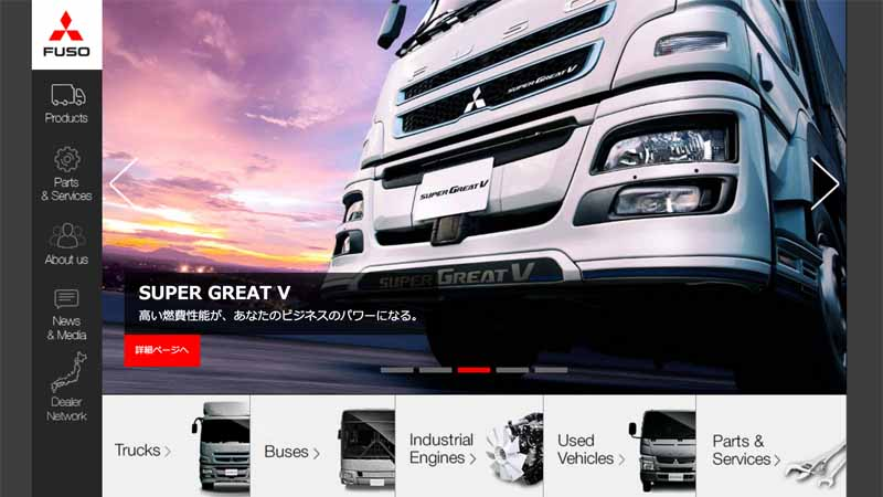 mitsubishi-fuso-strengthen-sales-in-the-middle-east-in-the-new-model-introduction20151123-1